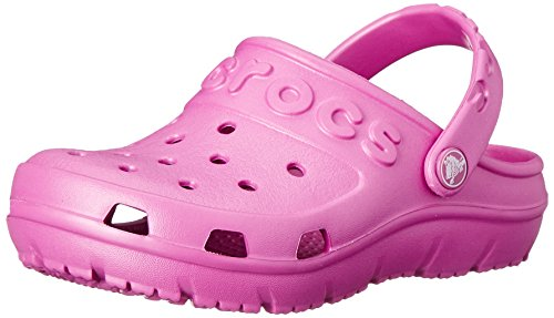 crocs Hilo Clog (Toddler/Little Kid), Wild Orchid, 10 M US Toddler