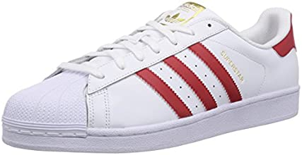 Adidas Superstar Foundation, Men's Low Rise Hiking Shoes