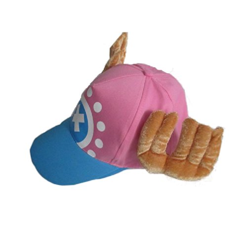 Cute Tony Chopper Hat Cap for Cospaly Costume