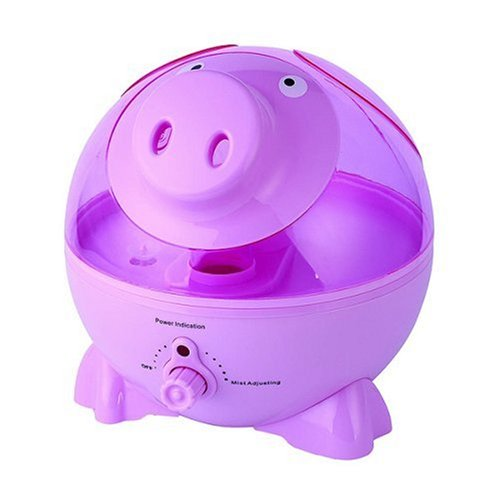 SPT SU-3751 Ultrasonic Pig-Shaped Humidifier - 1