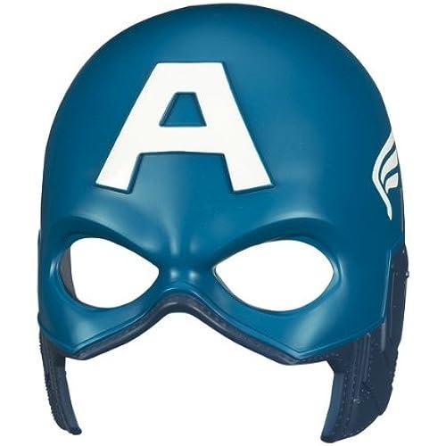 Hasbro  마베루  어벤져스 캡틴・미국 히어로 마스크/MARVEL THE AVENGERS CAPTAIN AMERICA HERO MASK-