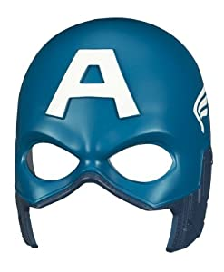 Marvel Avengers Movie Roleplay Hero Mask Captain America