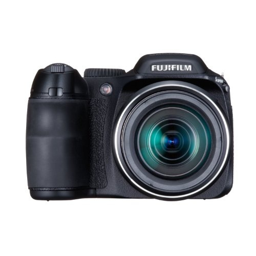 Fujifilm FinePix S2000HD - 15841174 - 10MP Digital Camera with 15x Optical Dual Image Stabilized Zoom