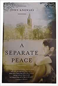 a review of separate peace by john knowel The rev john henry hobart, afterwards bishop of this diocese, was the first rector, with robert t kemble and william rogers, wardens,.