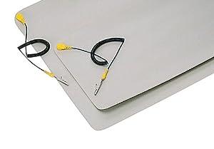 Dissipative Table Mat, 2 x 2 ft, w/Strap
