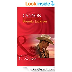 Canyon (Mills & Boon Desire) (The Westmorelands - Book 26)