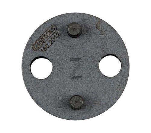 KS Tools 150.2012 - Adattatore Z per utensile per la lavorazione dei pistoncini dei freni, ø 30 mm