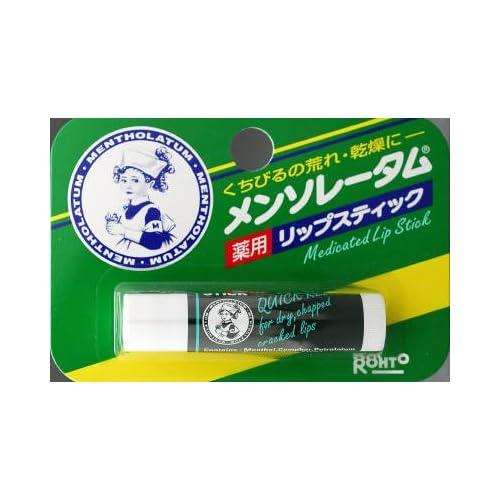 ロート製薬 メンソレータム 薬用リップスティック×240点セット (4987241108015)