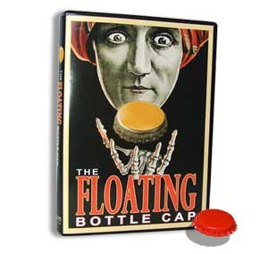 The Floating Bottle Cap with Floatation Kit and Instructional DVD