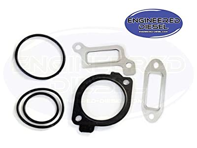 LLY Duramax 2004.5 - 2005 Fuel Pressure Regulator Install Gasket Kit