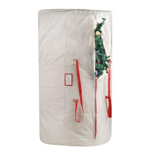 "Elf Stor Premium White Holiday Christmas Tree Storage Bag, Large(30"" x ..."