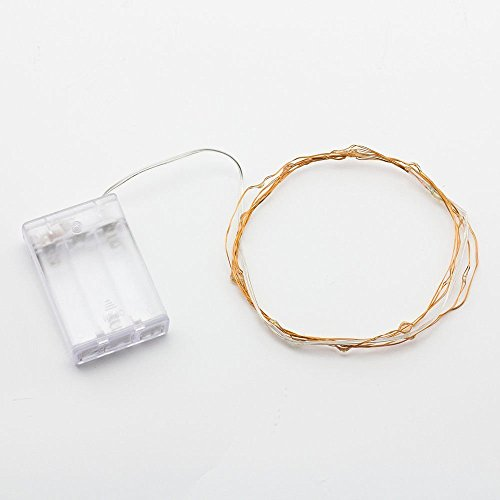 Tiny Copper String Lights : Bzone LED Tiny Micro Battery String Lights Copper Wire Bedroom Fairy Light 20 eBay