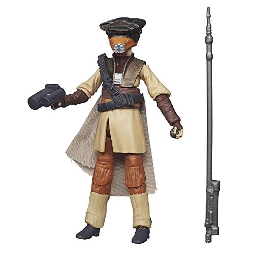 Star Wars The Black Series Princess Leia Figure