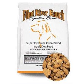 Flint River Ranch Senior PLUS Lite Dog Food - 20lb Bag