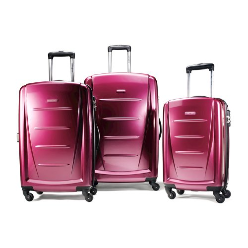 Samsonite Luggage Winfield 2 3 Piece Roller Set(Solar Rose)