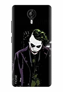 Designer Printed Mobile Back Cover & Case For Micromax Canvas Doodle 4 Q391 - By Noise