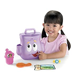 Dora the Explorer Talking Backpack