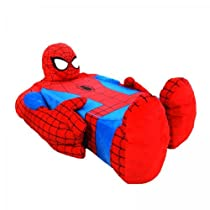 Big Sale Incredibeds Spider-Man Bed Cover, Twin