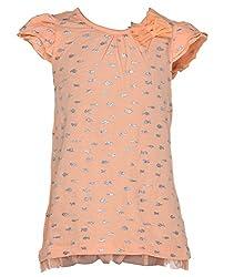 Pepperika Baby-Girls' Dress (Esgd1_09_Orange_6-9 Months)