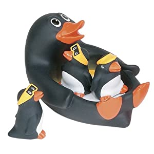 D&D Distributing Penguin Floatie Family