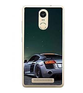 Luxury Car 2D Hard Polycarbonate Designer Back Case Cover for Xiaomi Redmi Note 3 :: Xiaomi Redmi Note 3 Pro :: Xiaomi Redmi Note 3 MediaTek