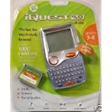 Leap Frog IQuest Handheld 4.0 (Orange) Grades 5-8 With BONUS Starter Pack Cartridge