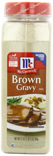 McCormick Brown Gravy, 21 oz.