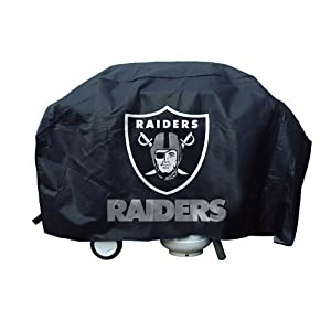 Oakland Raiders Grill Cover Deluxe by Caseys