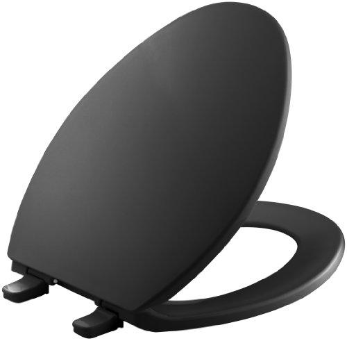 Peachy Kohler K 4774 7 Brevia Elongated Toilet Seat With Q2 Creativecarmelina Interior Chair Design Creativecarmelinacom