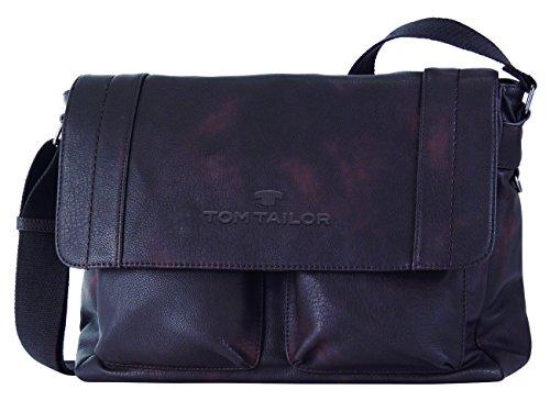 Tom-Tailor-Acc-WACO-14036-Herren-Umhngetaschen-39x28x13-cm-B-x-H-x-T-Braun-braun-29
