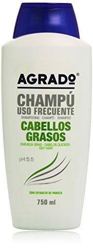 AGRADO - SHAMPOO AGRADO oily hair 750 ml-unisex