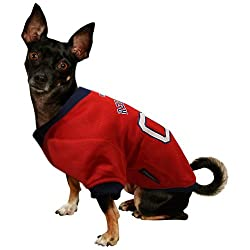 Boston Red Sox Dog/Pet Jersey