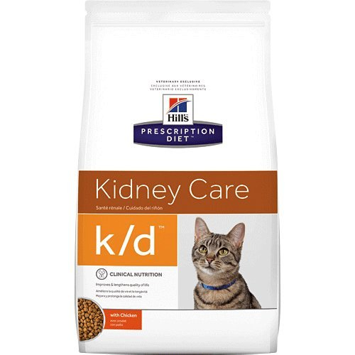 Hill's Prescription Diet Feline KD SECCO GATTO KG 1.5