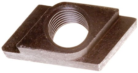 AMF TN-62 Safety-Stop Thread Rotary T-Slot Nut M10 x 1.50 thd., 12mm Table Slot