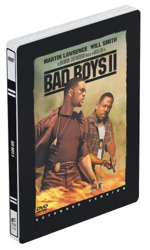 Bad Boys II (Extended Version) - Steelbook Edition