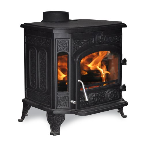 Ember 12kW Multifuel Wood Burning Boiler Stove