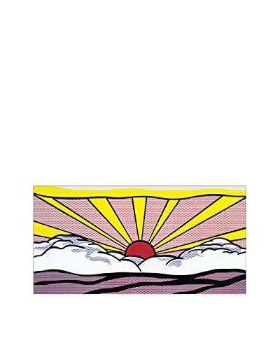 ArtopWeb muurschildering Lichtenstein Sunrise 46 x 95 cm