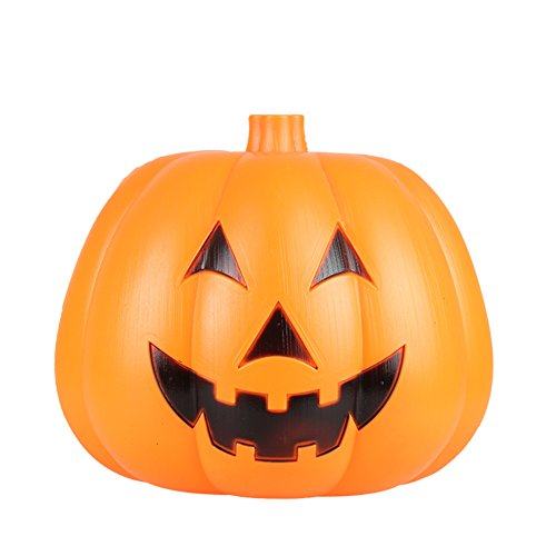Halloween Pumpkin/ ghost lights/Light horror scream Halloween decorations props haunted house the