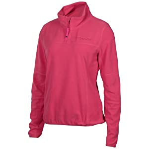 Chiemsee Damen Fleece Jacke Danjou, 1030021, beetroot purple, Gr. XS