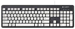 Logitech Washable Keyboard K310 for Windows PCs - Black (920-004033)