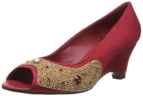 Trishuli Women Red Fashion Sandals