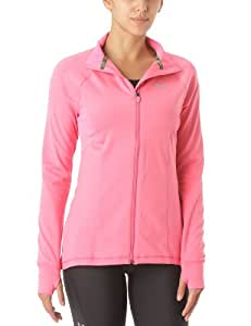 Under Armour Escape FZ II Sweat-Shirt de running femme Ultra S
