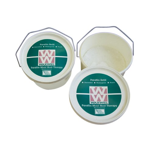 WaxWel Beads Unscented Refill 656 Ounce