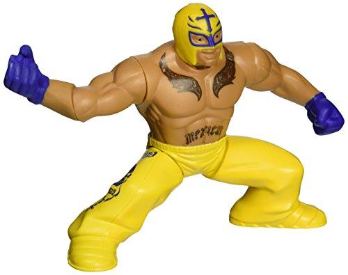 WWE Power Slammers Rey Mysterio Figure