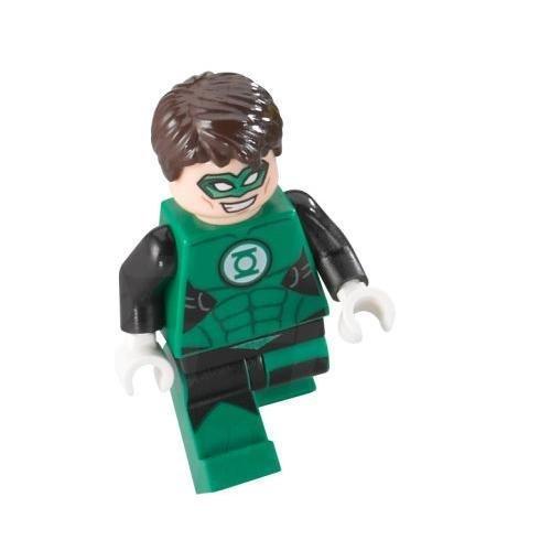 LEGO DC Comics Super Heroes Minifigure - Green Lantern (76025) - 1