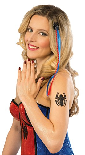 Rubie's Costume Co Women's Marvel Universe Spider-Girl Accessory Kit