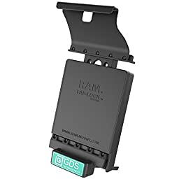 RAM Mount Locking Vehicle Dock with GDS Technology for the Samsung Galaxy Tab S2 9.7