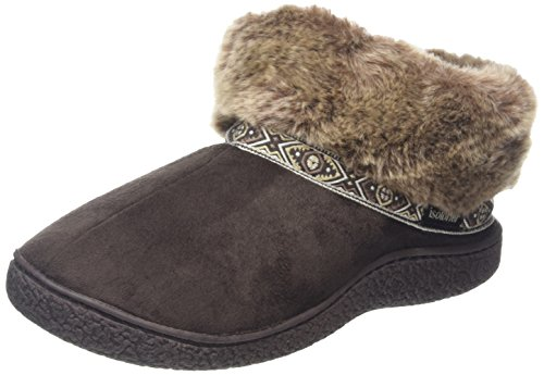 isotonerpillowstep-bootie-with-fur-cuff-and-tape-trim-zapatillas-bajas-mujer-color-marron-talla-405