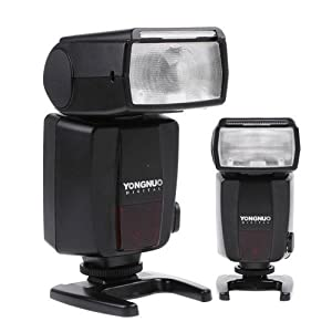 Yongnuo YN-468 II TTL Flash Speedlite for Nikon D7000 D5100 D5000 D3000