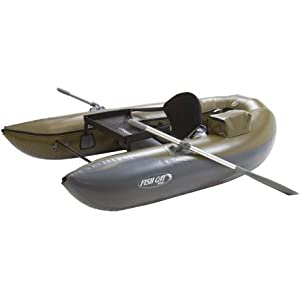 Fish Cat Scout - Frameless Fishing Boat by Fish Cat